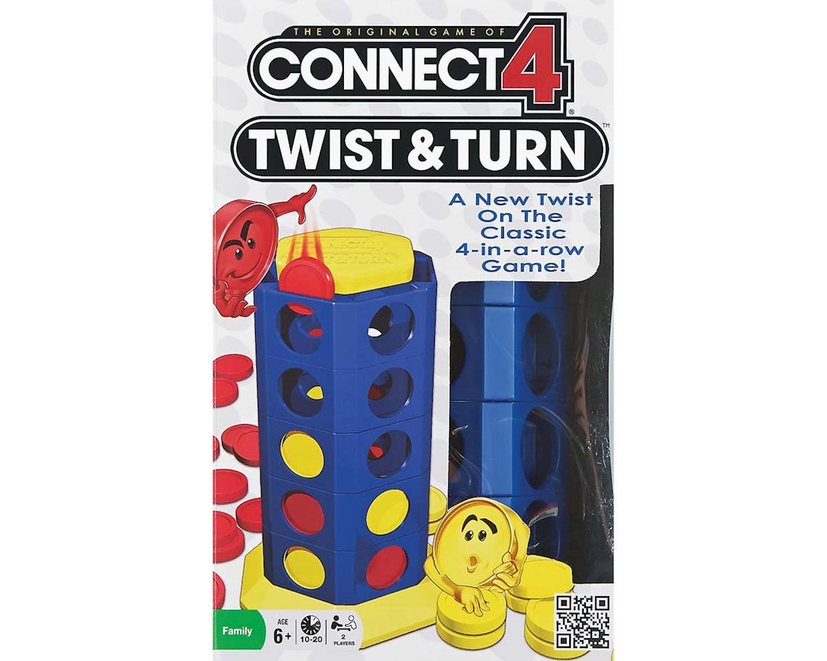 Winning Moves 1190 Connect 4 Twist / Turn