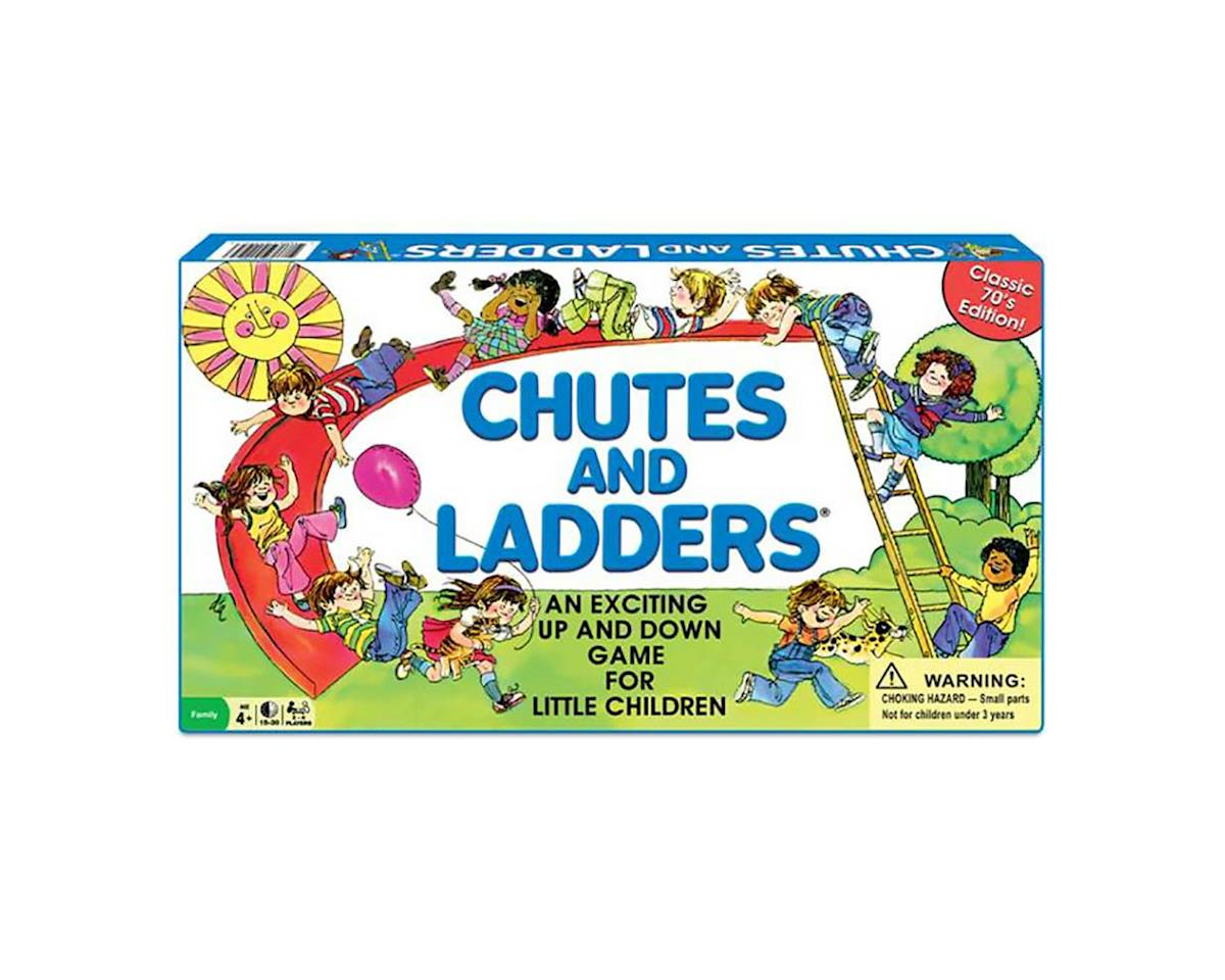 Winning Moves 1195 Classic Chutes/Ladders