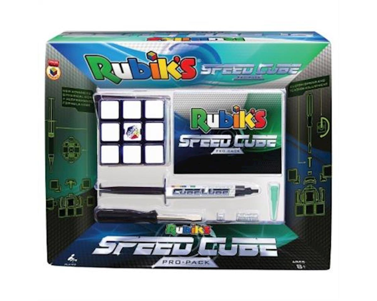 Winning Moves Rubik's Customize Speed Cube Pro-Pack/Accy's