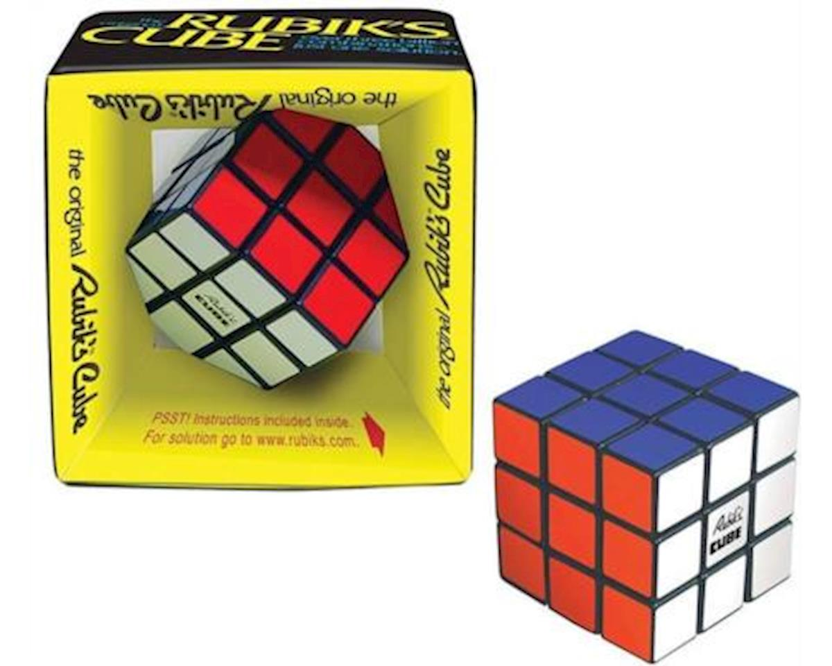 Winning Moves The Original Rubik's Cube