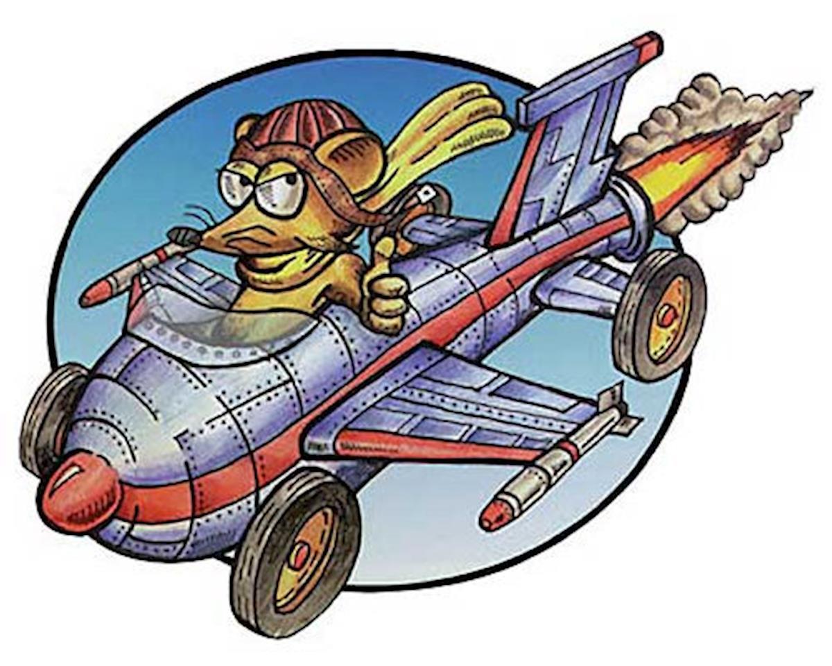 Jet Racer Vehicle