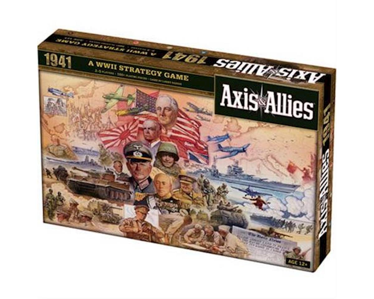 Wizards Of The Coast  Axis & Allies, 1941  Game