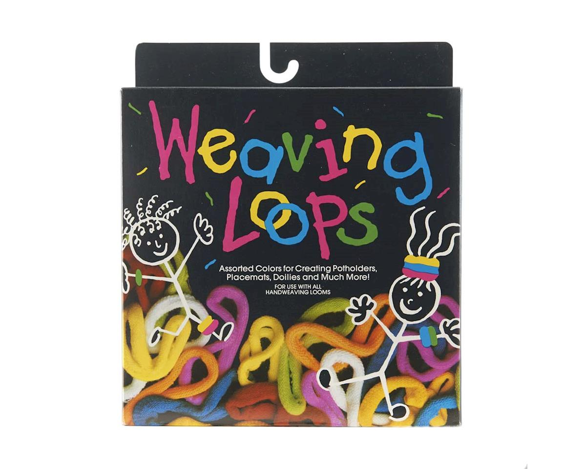 1200 4oz Weaving Cotton Loops Refill by Wool Novelty