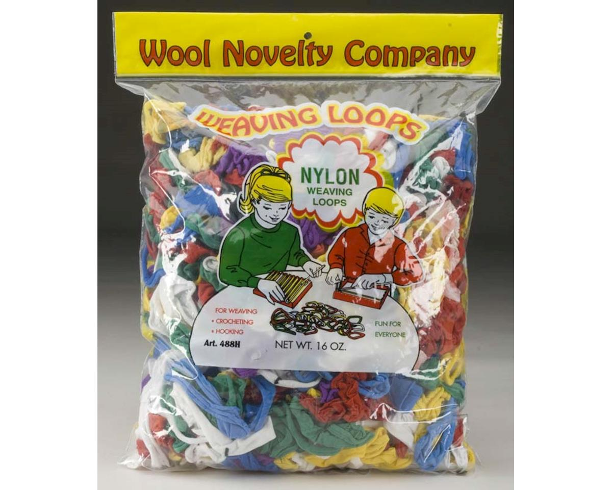 488 Nylon Loops 16oz Bag by Wool Novelty
