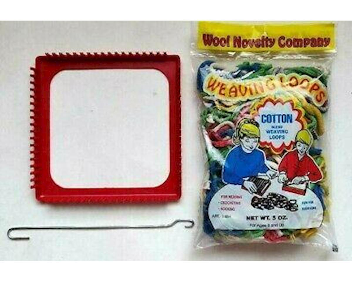 Wool Novelty Metal Loom w/5oz Cotton Loops