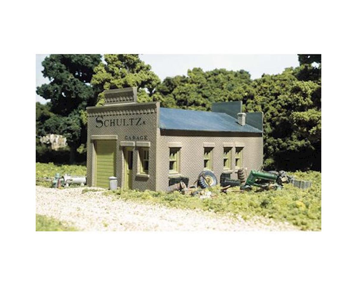Woodland Scenics HO KIT DPM Schultz's Garage