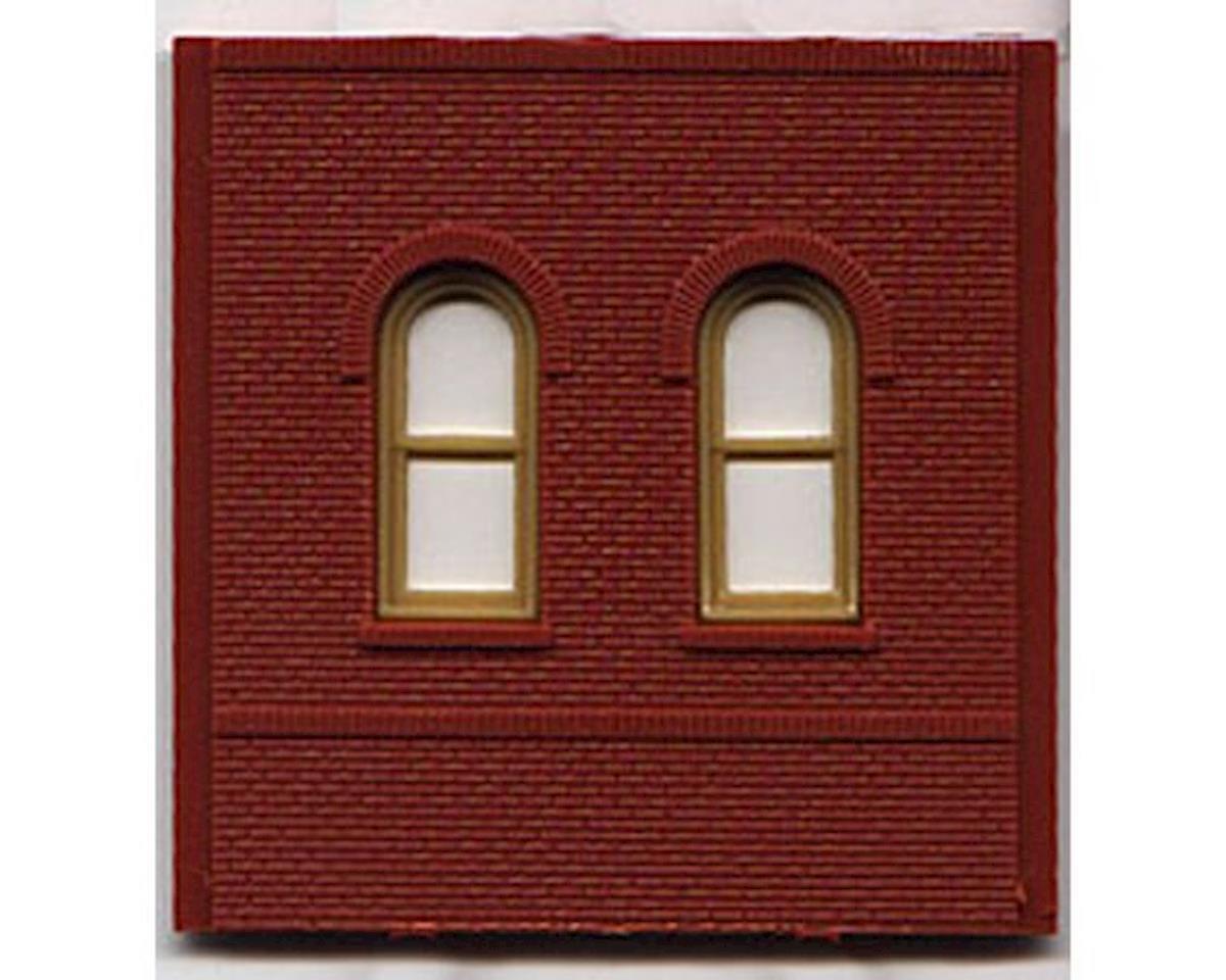 Woodland Scenics HO DPM Dock Level Arch Window (4)
