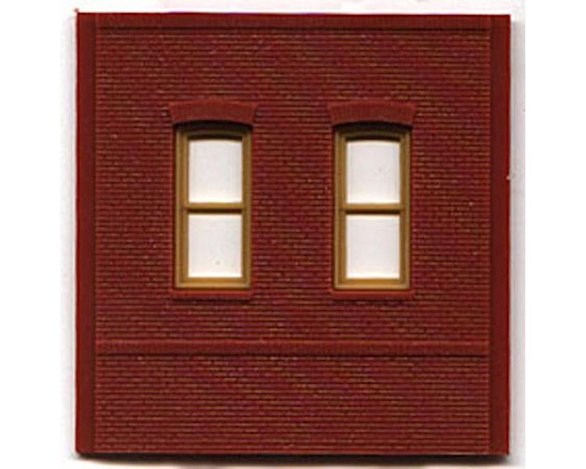 Woodland Scenics HO DPM Dock Level Rectangle Window (4)