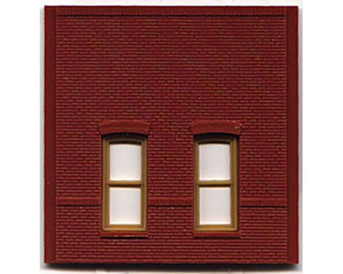 Woodland Scenics HO DPM Street Level Rectangle Window (4)