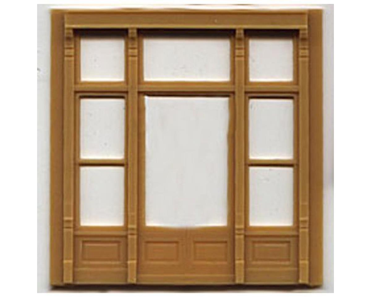 Woodland Scenics HO DPM Street Level Victorian Window (4)