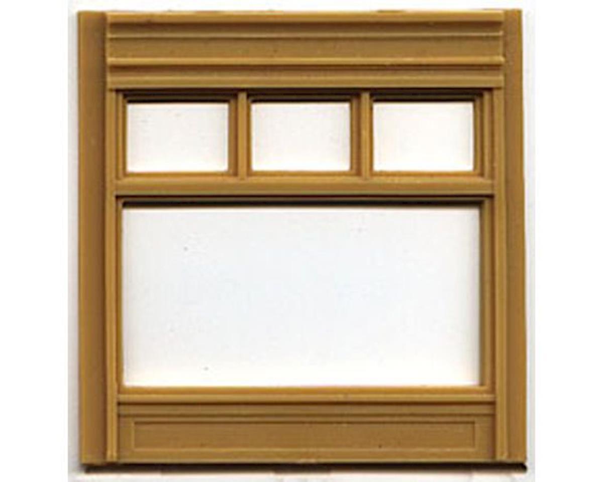 Woodland Scenics HO DPM Street Level 20th Century Window (4)