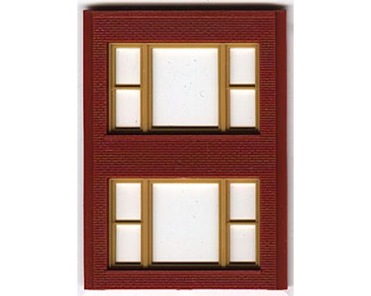 Woodland Scenics HO DPM 2 Story 20th Century Window (4)