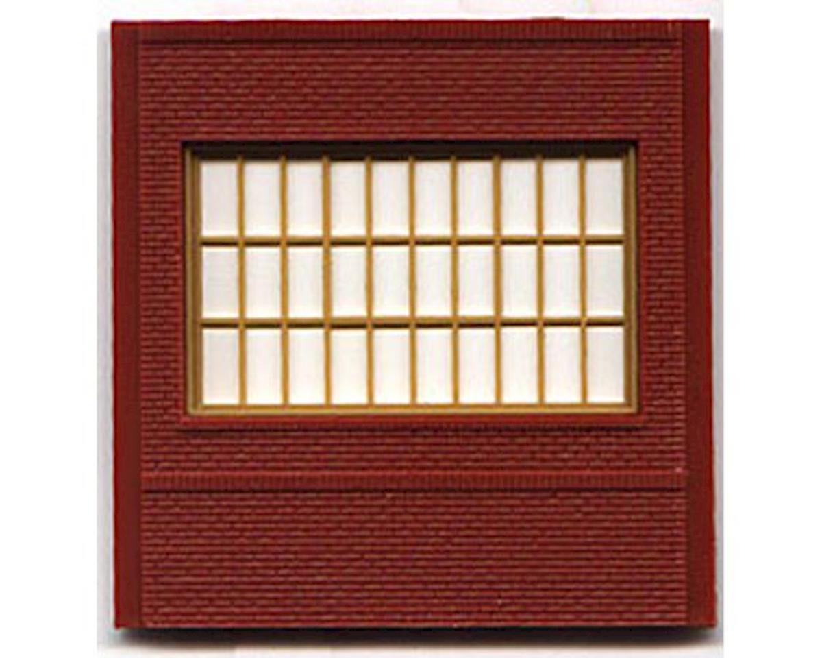 Woodland Scenics Ground steel sash window