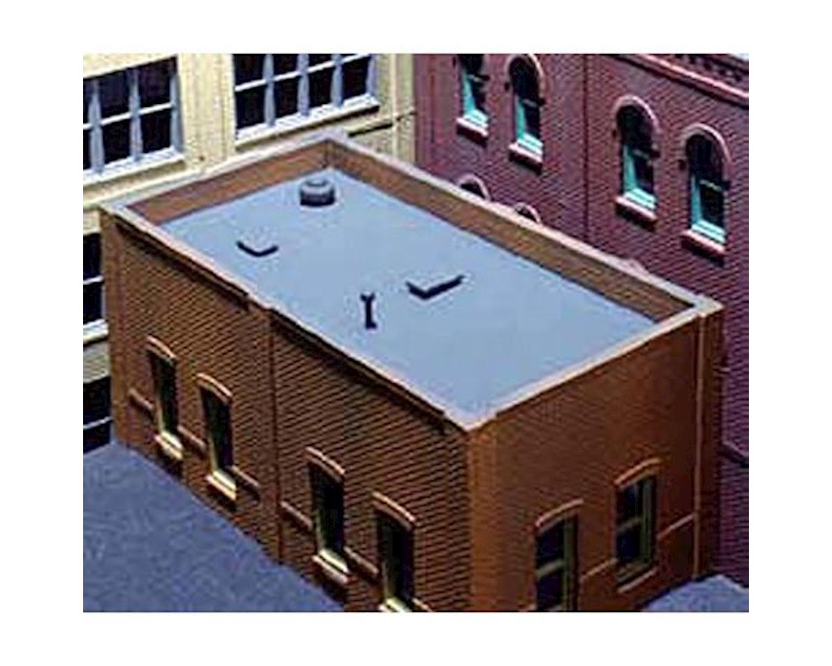 Woodland Scenics HO DPM Roof & Trim Kit