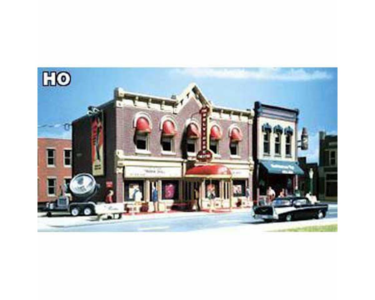 Woodland Scenics HO KIT DPM Gold Entertainment District