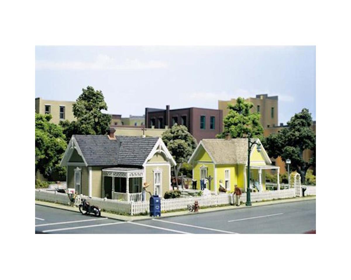 Woodland Scenics Emery Lane 2 House Kit