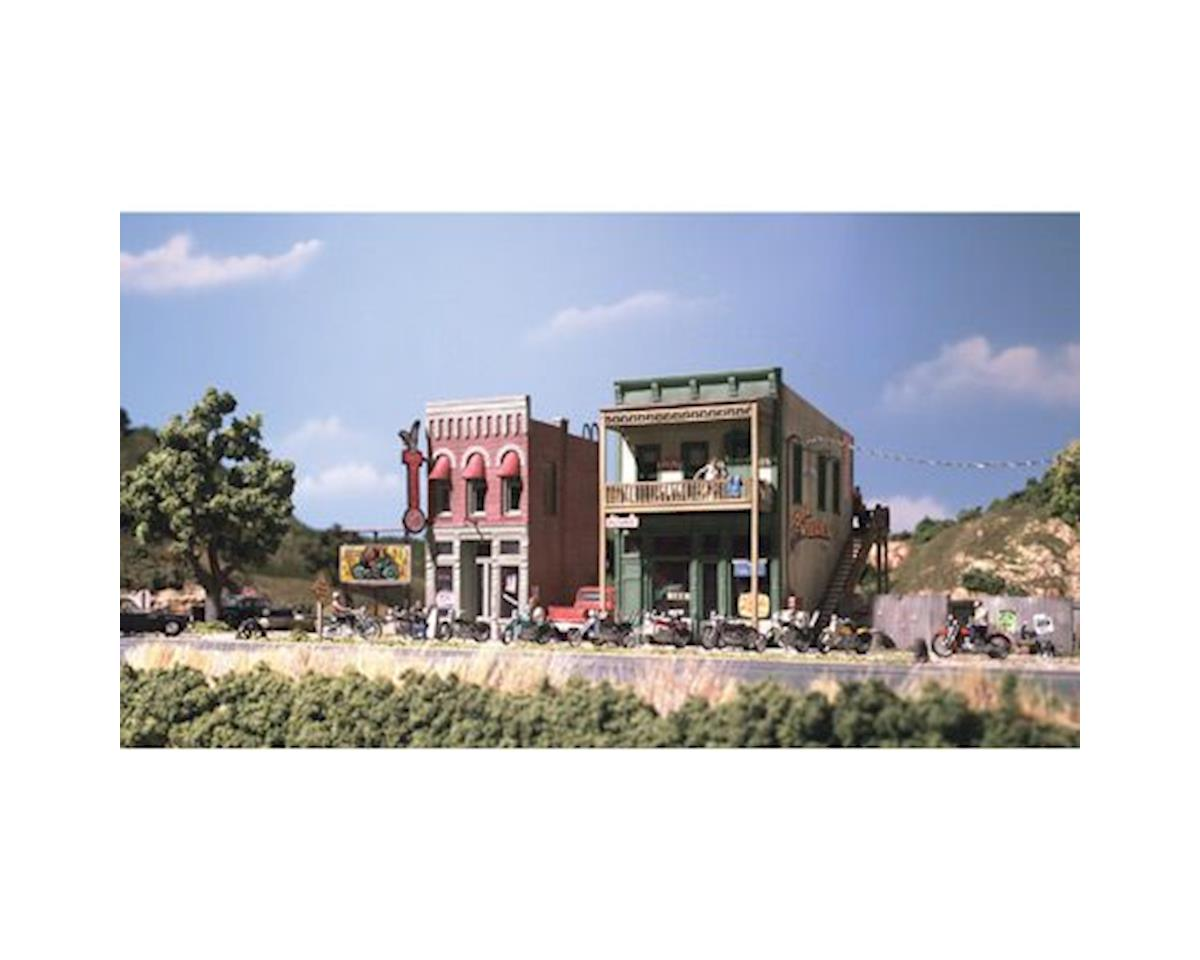 Woodland Scenics HO KIT DPM Gold Popa Weelie's Saloon