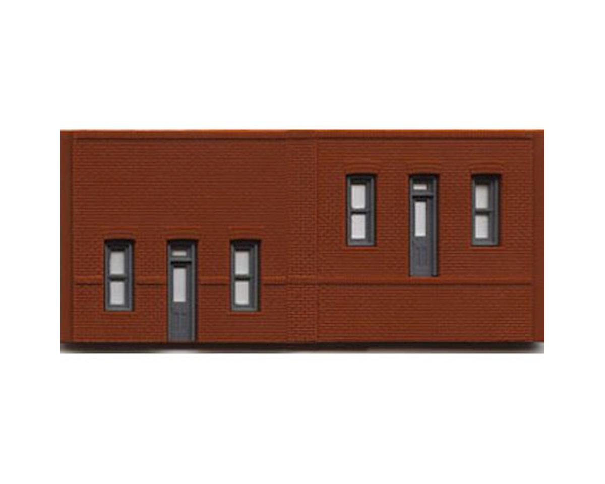 Woodland Scenics N DPM Street/Dock Level Entry Doors (3)