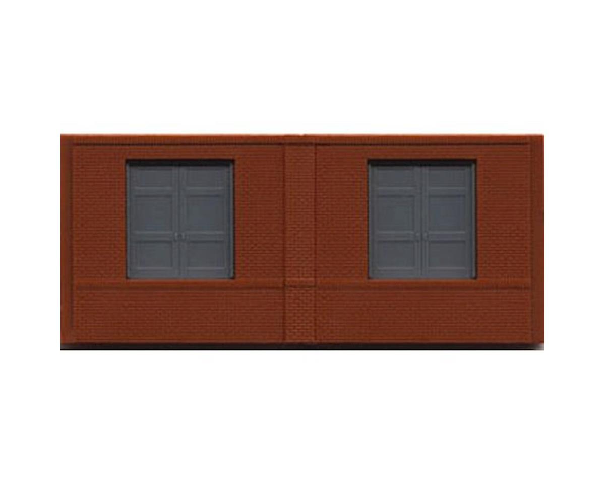 Woodland Scenics N DPM Dock Level Freight Door (3)