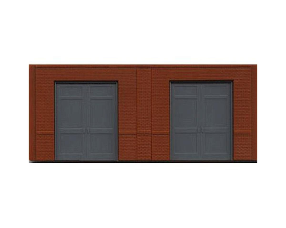Woodland Scenics N DPM Street Level Freight Door (3)