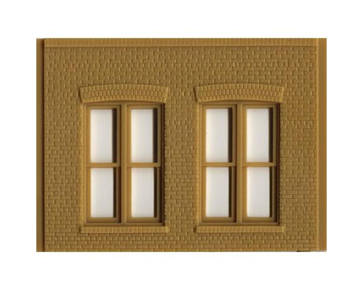 Woodland Scenics O DPM Double Rectangular Window (2)