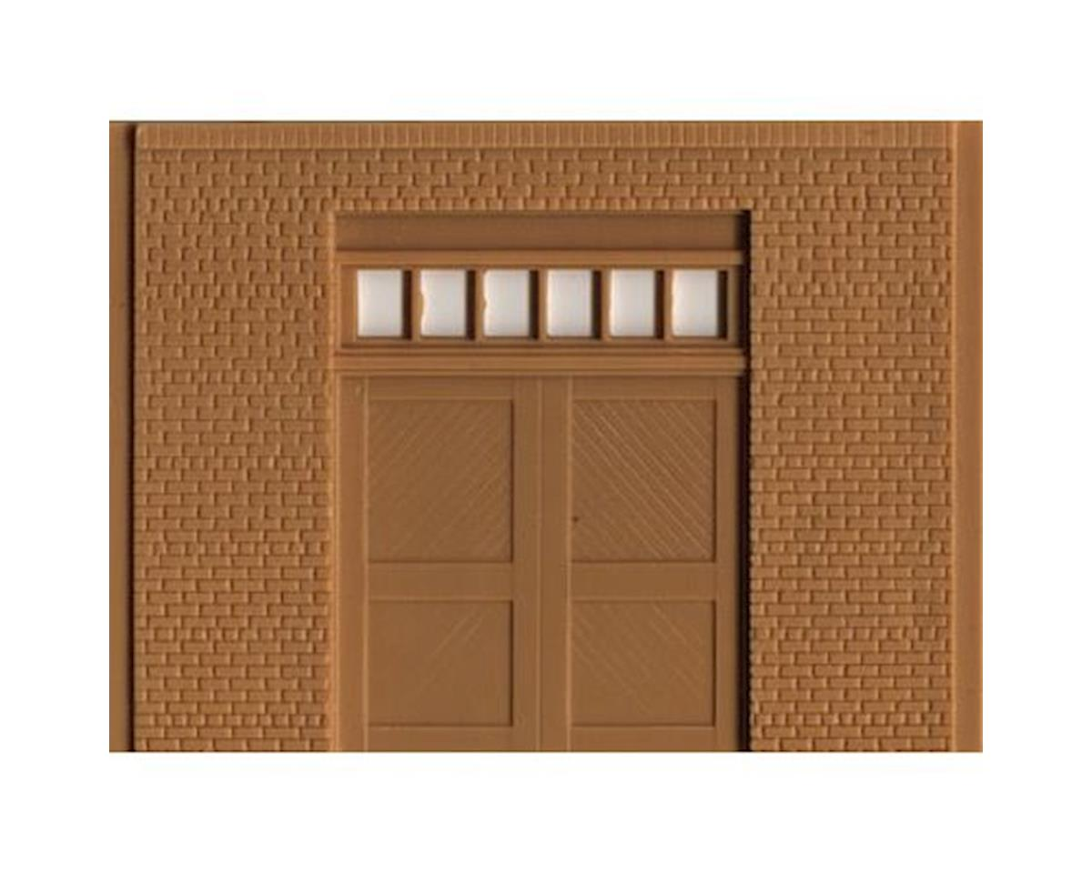 Woodland Scenics O DPM Street/Dock Level Freight Door (2)