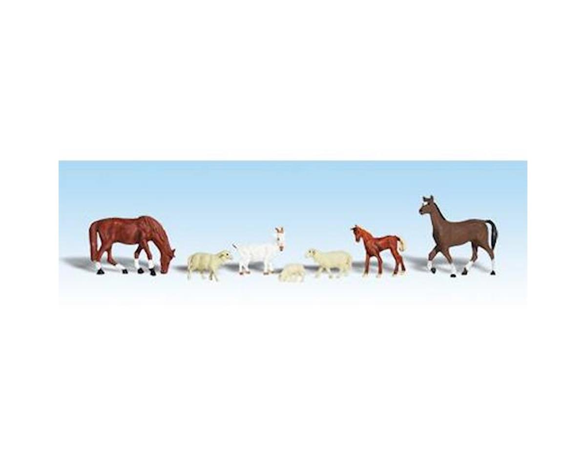 Woodland Scenics HO Livestock