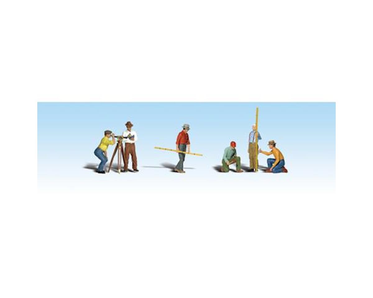 Woodland Scenics HO Surveyors