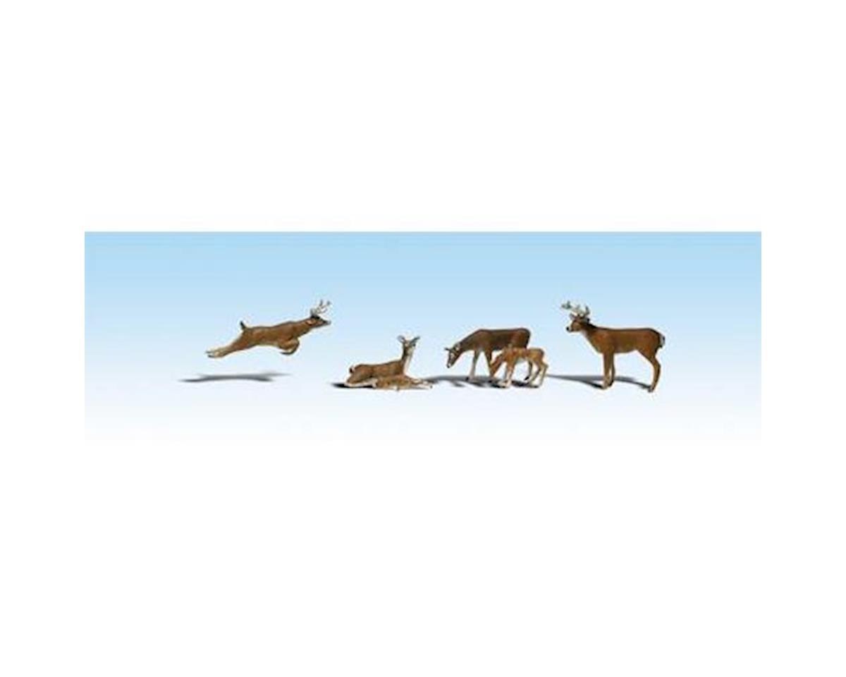Woodland Scenics HO Deer