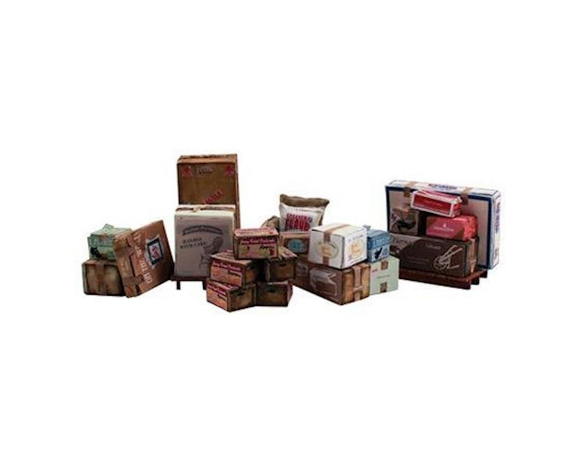 Woodland Scenics HO Miscellaneous Freight