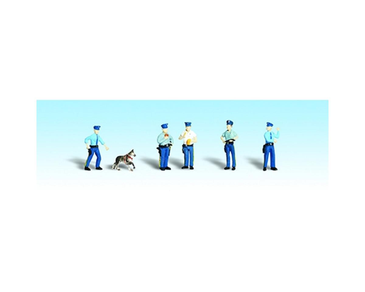 Woodland Scenics N Policemen