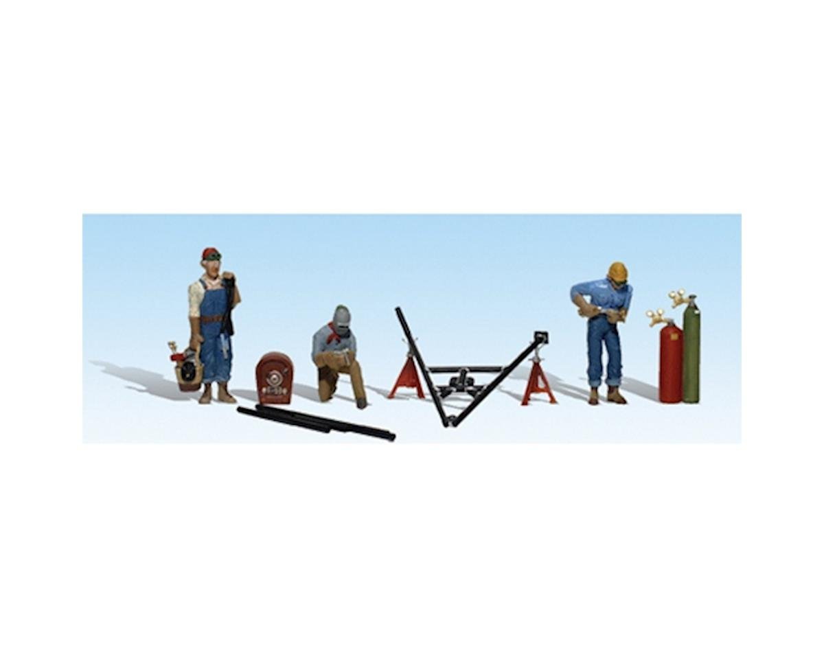 N Welders & Accessories by Woodland Scenics