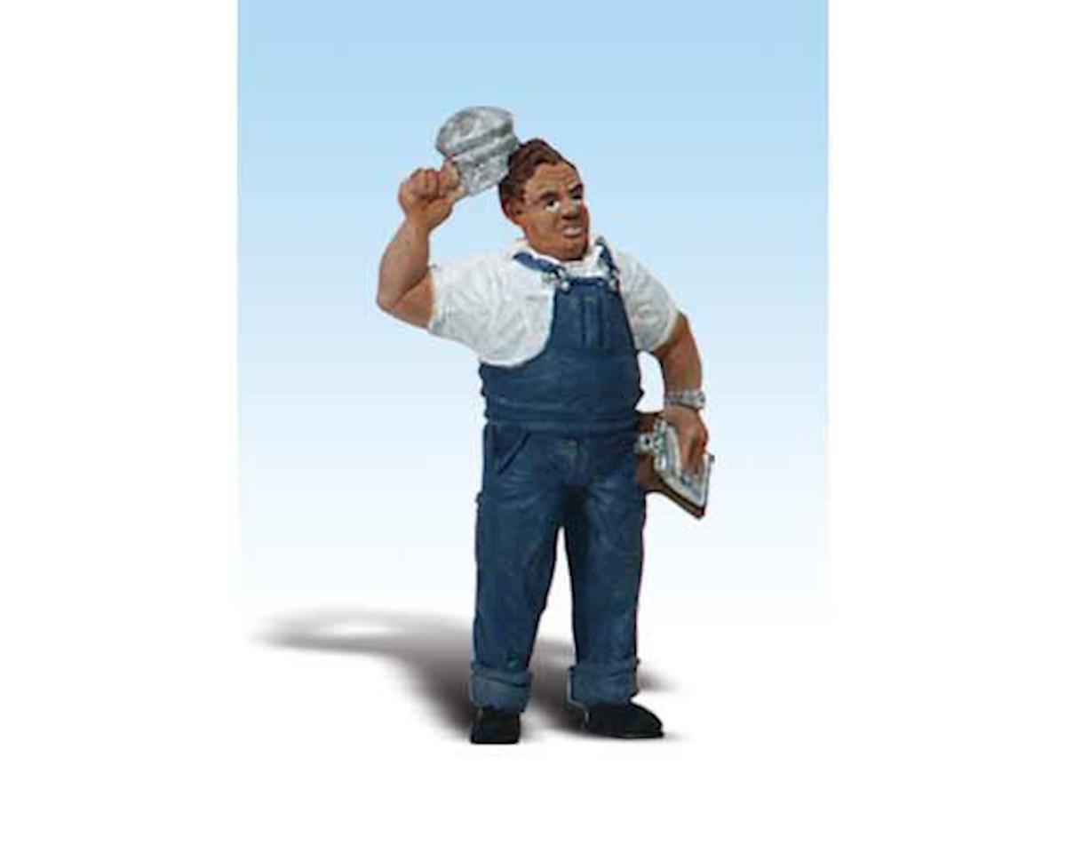 Woodland Scenics G Mechanic Supervisor
