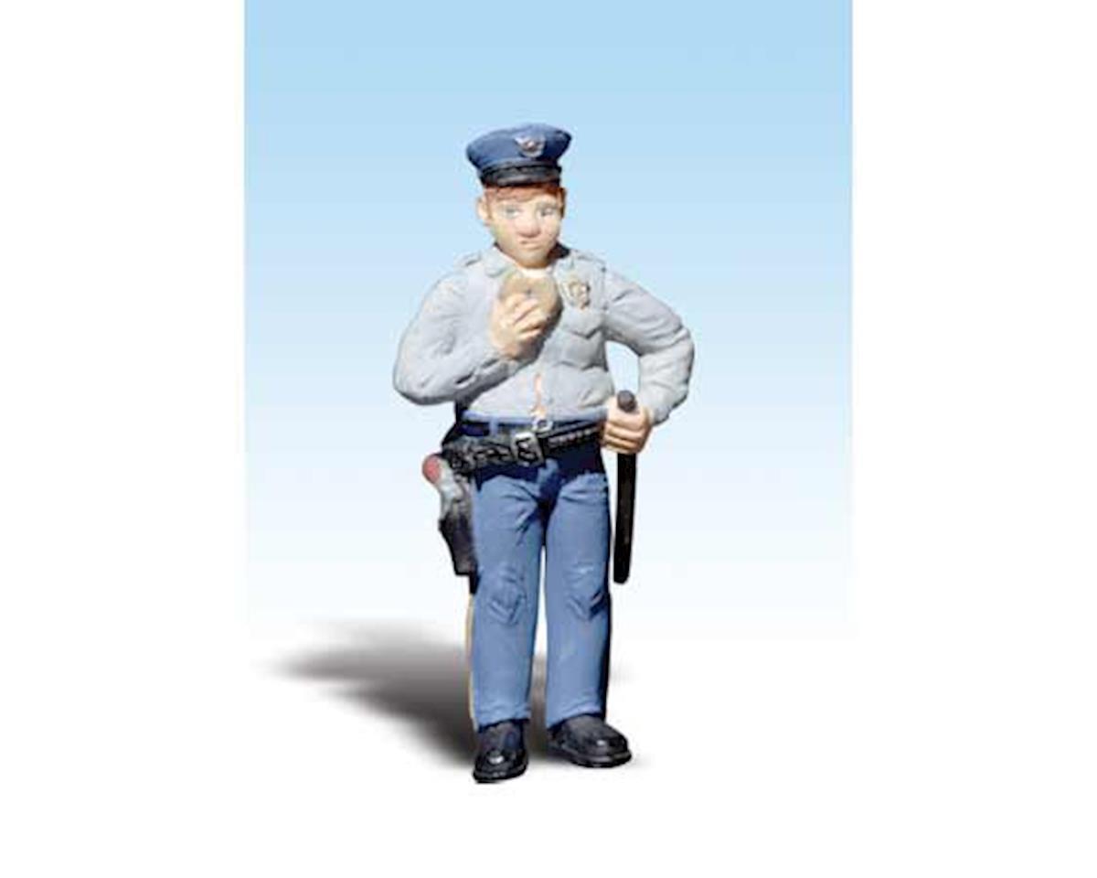 Woodland Scenics G Cop w/Doughnut
