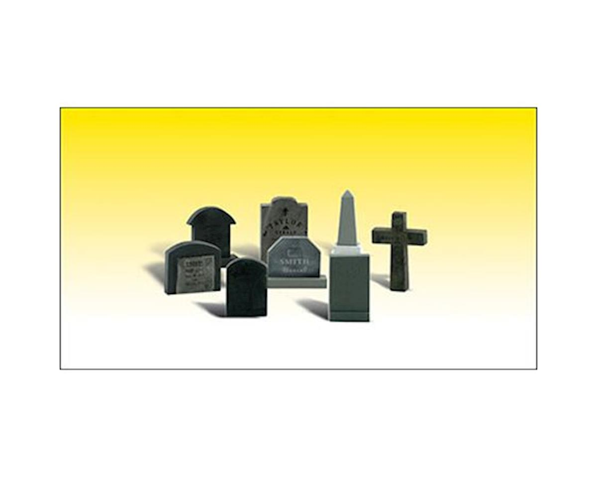 G Tombstones by Woodland Scenics