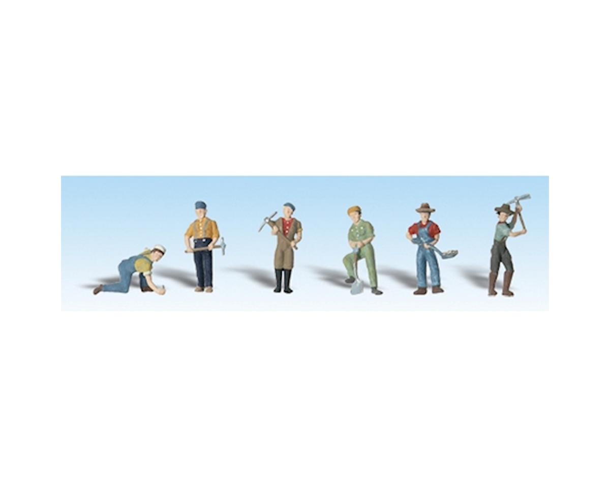 Woodland Scenics O Track Workers