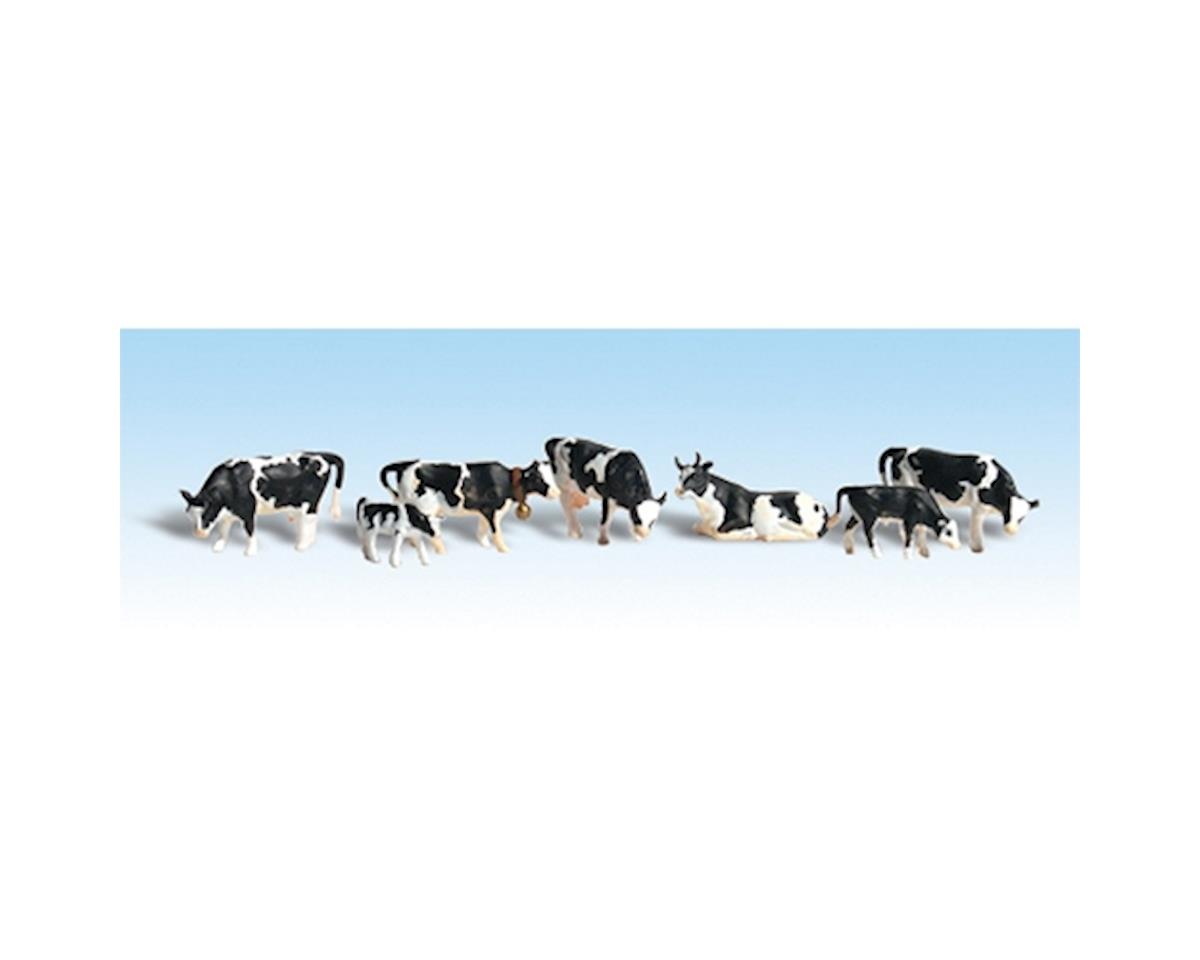 Woodland Scenics O Holstein Cows