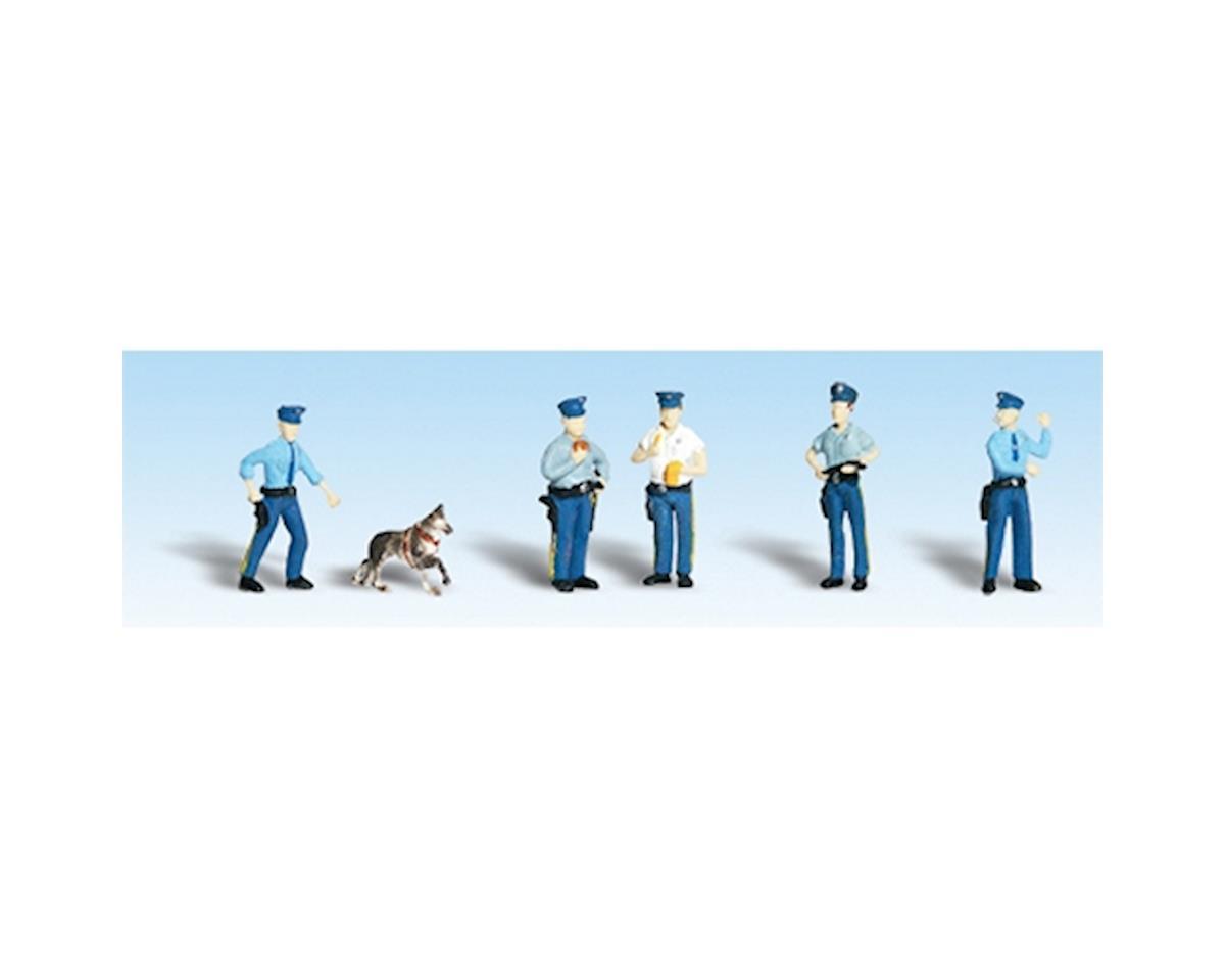 Woodland Scenics O Policemen