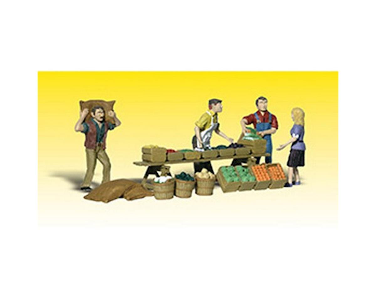 Woodland Scenics O Farmers Market