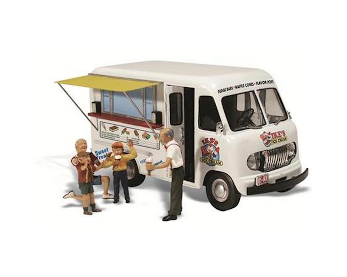 Woodland Scenics N Ike's Ice Cream Truck