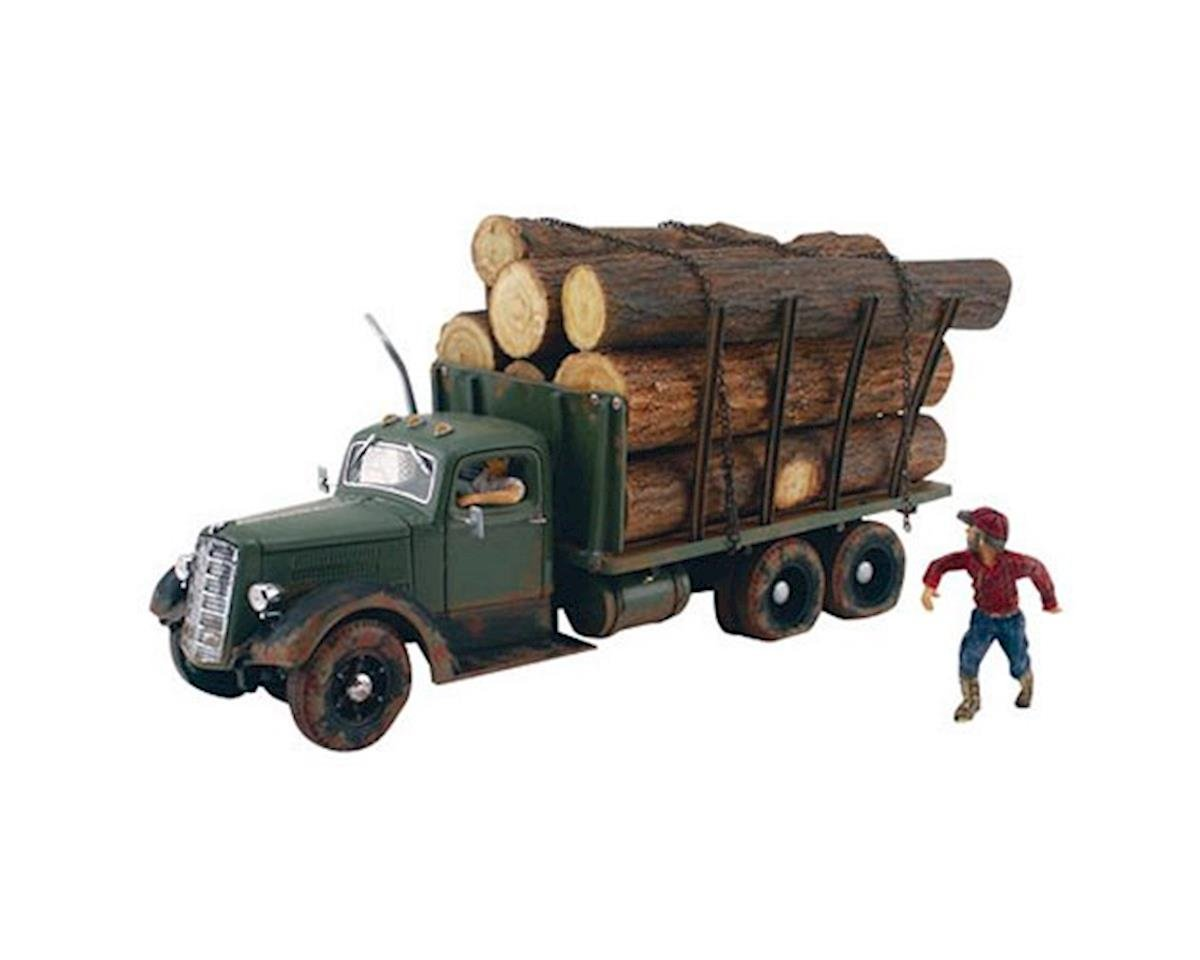 Woodland Scenics HO Tim Burr Logging