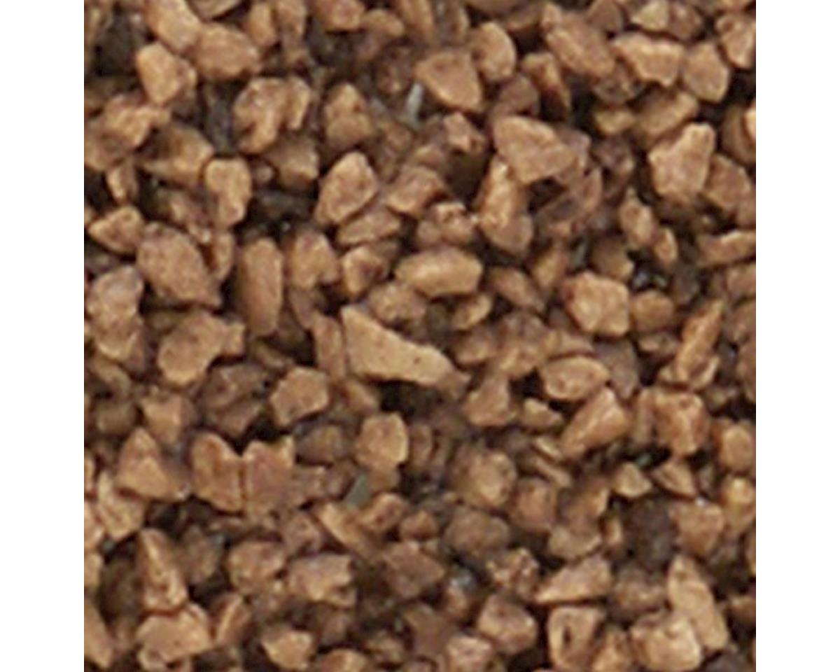 Woodland Scenics Coarse Ballast Shaker, Brown/50 cu. in.