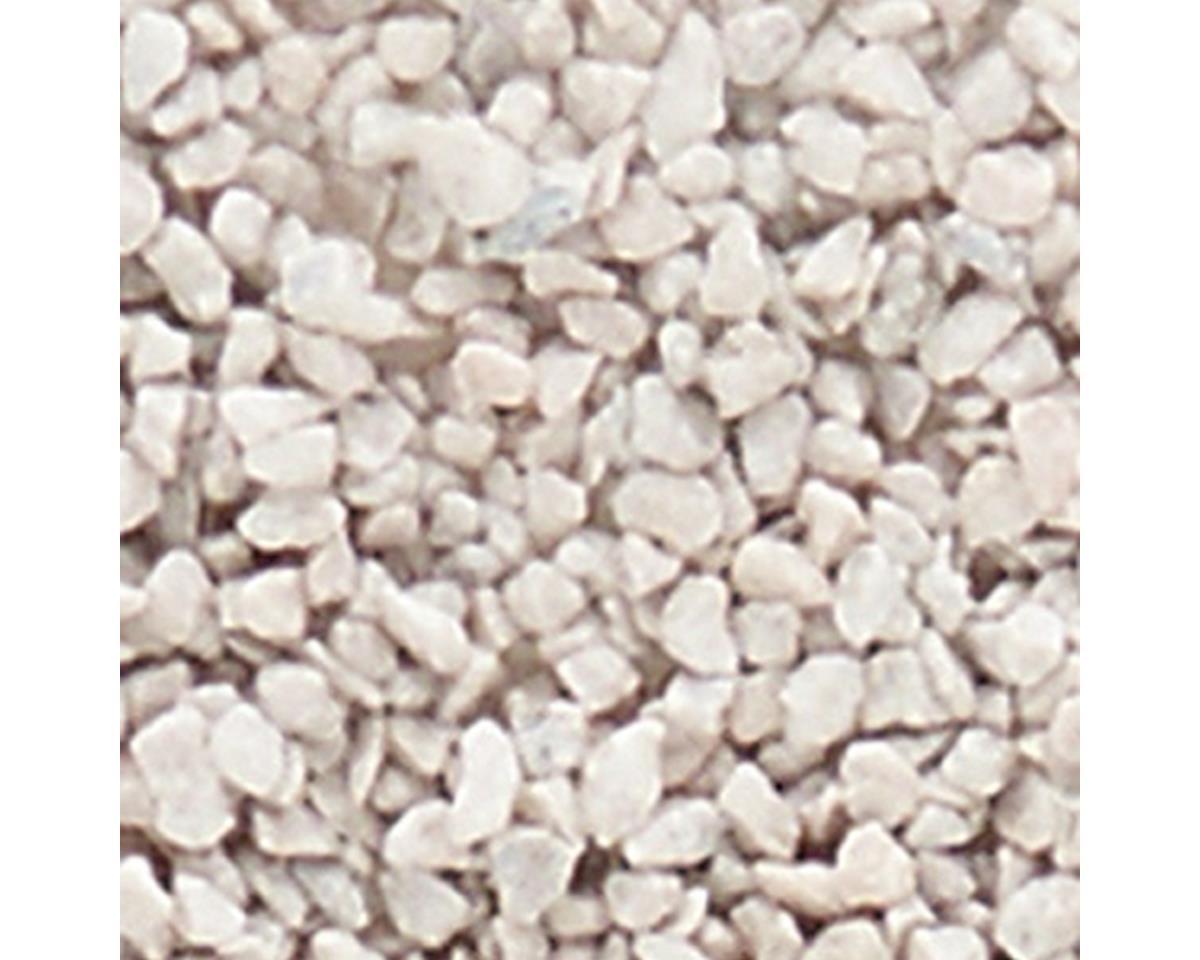Woodland Scenics Coarse Ballast Shaker, Light Gray/50 cu. in.
