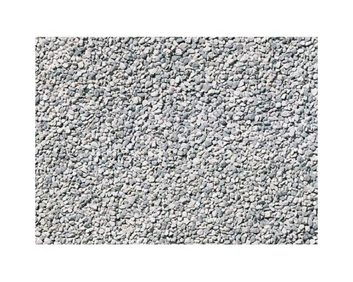 Woodland Scenics Coarse Ballast Shaker, Gray Blend/50 cu. in.