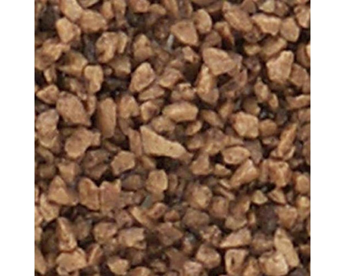 Woodland Scenics Coarse Ballast Bag, Brown/18 cu. in.
