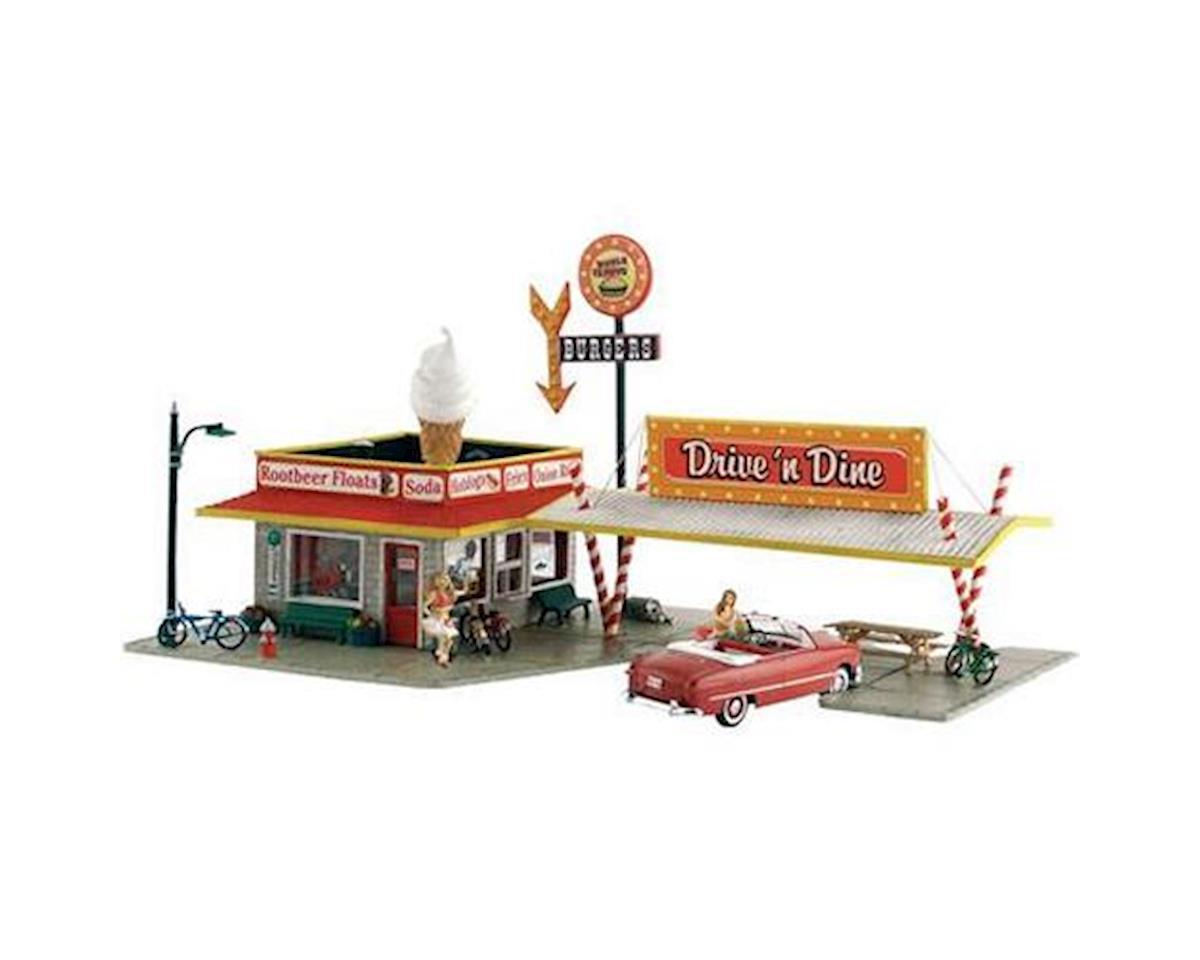N B/U Drive 'N Dine by Woodland Scenics
