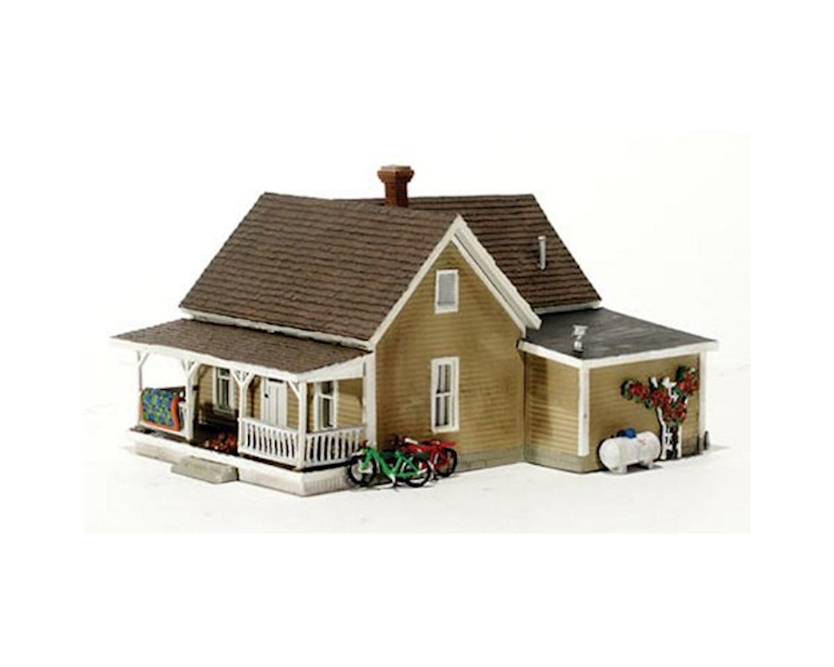 HO B/U Granny's House by Woodland Scenics