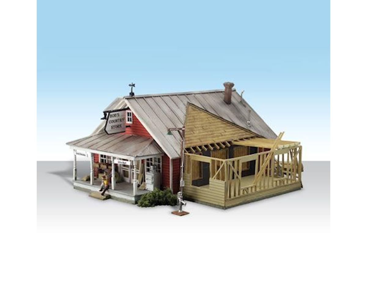 Woodland Scenics HO B/U Country Store Expansion