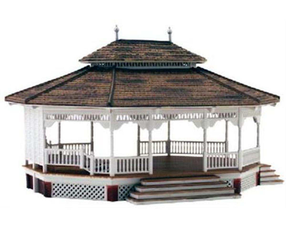 Woodland Scenics HO Built-N-Ready Grand Gazebo LED Lighted