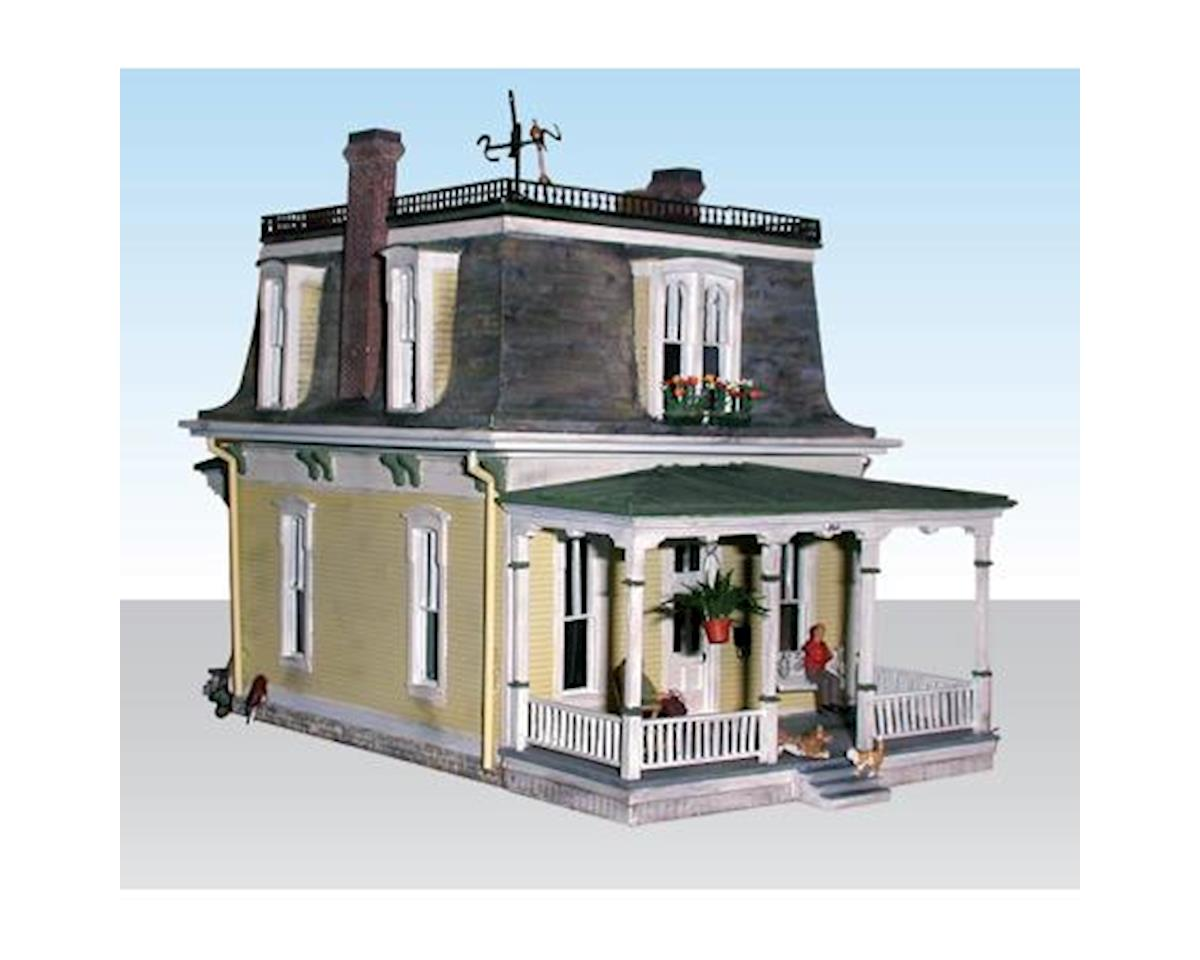Woodland Scenics HO Built-N-Ready Home Sweet Home 2-Story Building